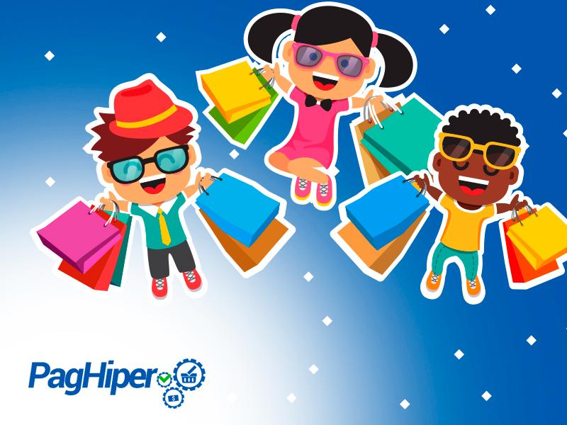 Você lojista está preparado para o dia das crianças?