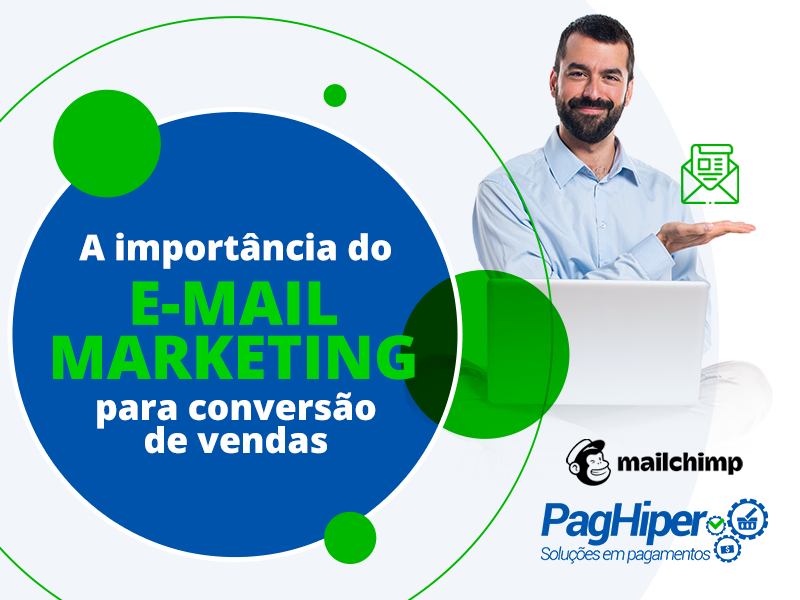 A importância do e-mail marketing para conversão de vendas
